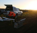Unmanned aerial systems are used in mining to survey, map and explore remote terrains