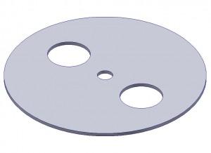 160-0278-GASKET-PRESSURE-178mm-NITRILE